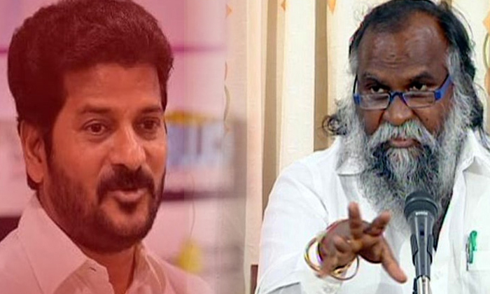 Jaggareddy Fires On Rewanth Disagreements In Congress To Tara Level-TeluguStop.com