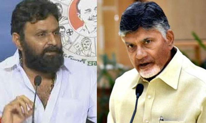 Kodali Nani Serious Comments About Chandrabbau-TeluguStop.com