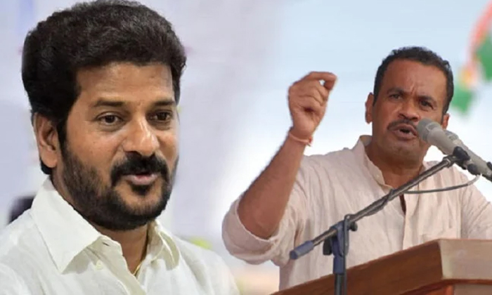 Is Congress Leader Komati Reddy Venkata Reddy Still Untouched-TeluguStop.com