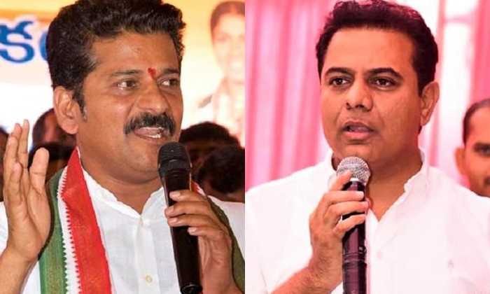 He Has Been Criticized For Reacting To The Ktr Drugs Affair-TeluguStop.com
