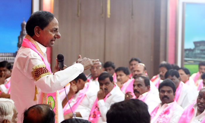 Internal Debate In Trs On Opposition Among The People Is This The Real Reason-TeluguStop.com