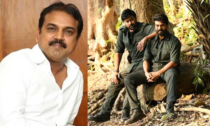 Latest Interesting News On Chiranjeevi Acharya Movie Details-TeluguStop.com