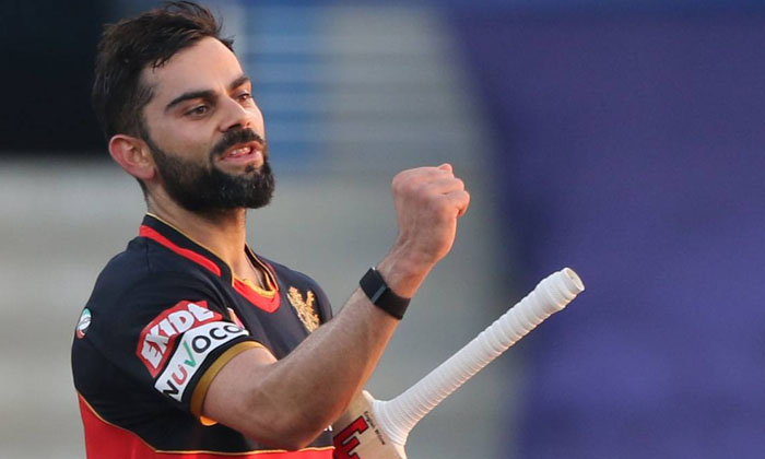 Virat Kohli Has Added Another Feat To His Account-TeluguStop.com