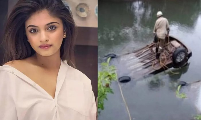 Marathi Actor Ishwari Deshpande Dies After Her Car Plunges Into Creek In Goa-TeluguStop.com