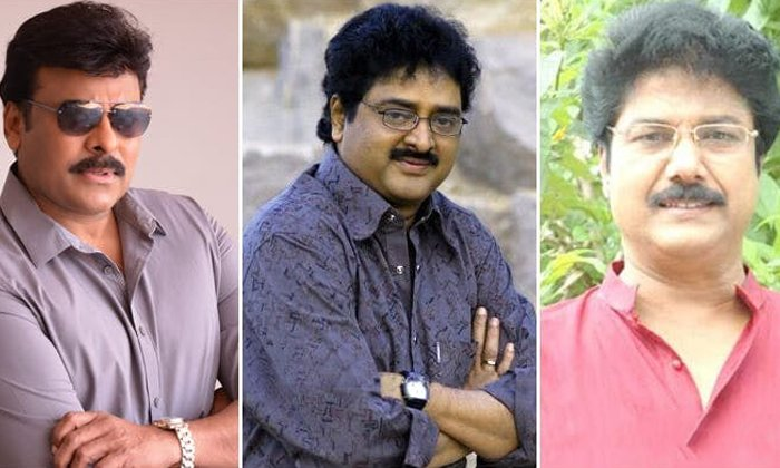 Megastar Chiranjeevi Was Cheated By Hari Prasad Details-TeluguStop.com