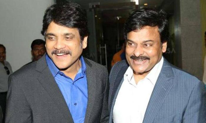 Chiranjeevi Nagarjuna Tollywood Senior Heroes Will Remake Tamil Super Hit Vikram Veda In Telugu Remake-TeluguStop.com