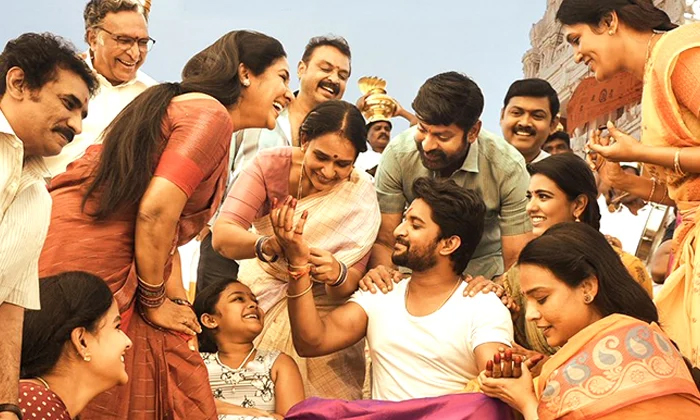 Nani Tuck Jagadish Movie Success Meet-TeluguStop.com