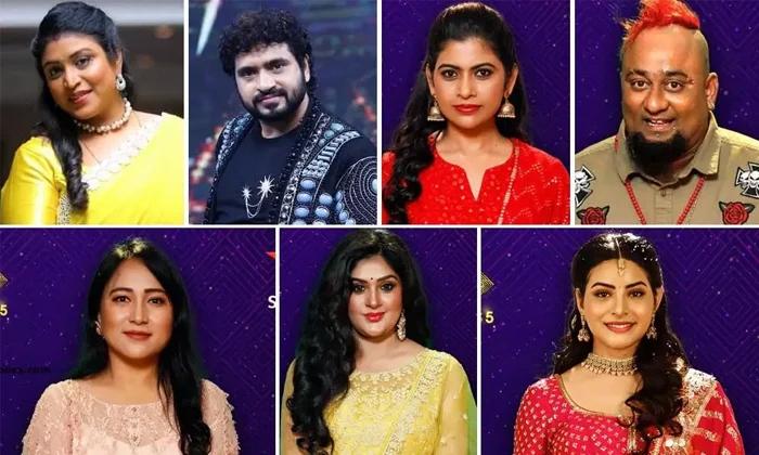 Nataraj Master Comments On In Bigg Boss House-TeluguStop.com