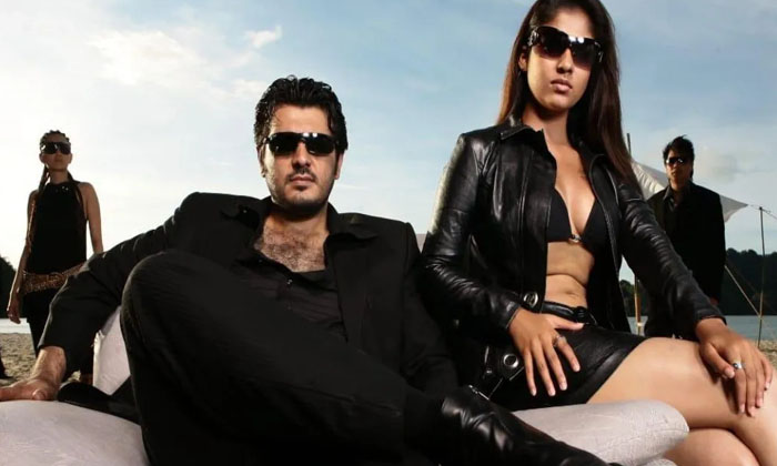 Did You Know That Nayantaras Bikini Was Hit In The Ajith Billa Movie-TeluguStop.com