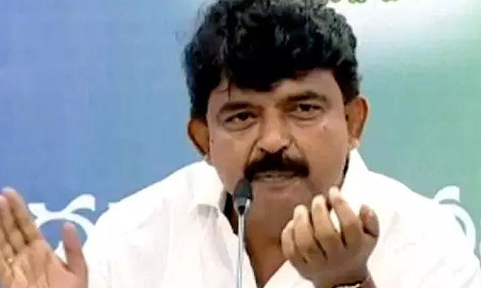 Ysrcp Minister Perni Nani Serious Comments-TeluguStop.com