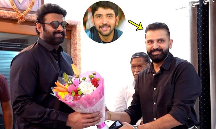 Pan India Star Prabhas Released Hero Rohith Kalaakar Teaser-TeluguStop.com