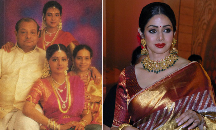 Unknown Facts About Sridevi Personal Life-TeluguStop.com