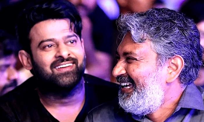 Rajamouli Director For Prabhas 25th Movie-TeluguStop.com