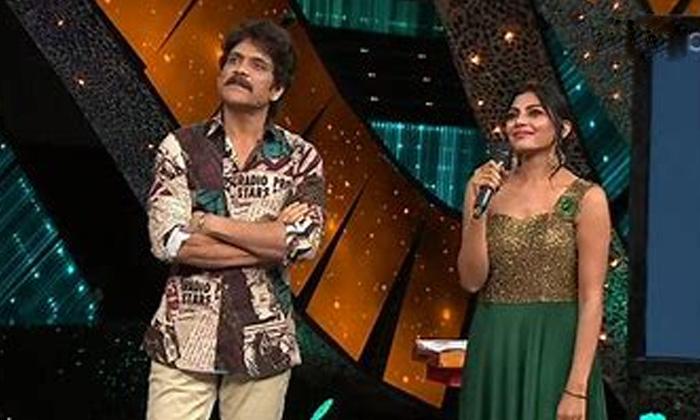 Reasons Behind Lahari Shari Elimination From Bigg Boss Show-TeluguStop.com