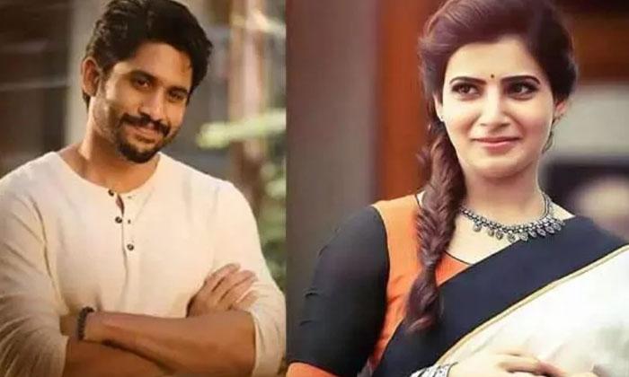 Why Nagachaitanya Not Balancing Real Life Wth His Wife Samantha-TeluguStop.com