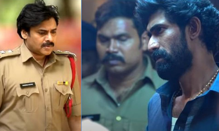 An Important Scene Leaks From Pawan Kalyan Bheemla Nayak Goes Viral-TeluguStop.com