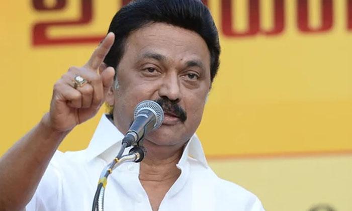 Tamilnadu Cm Stalin Sensatational Decision-TeluguStop.com