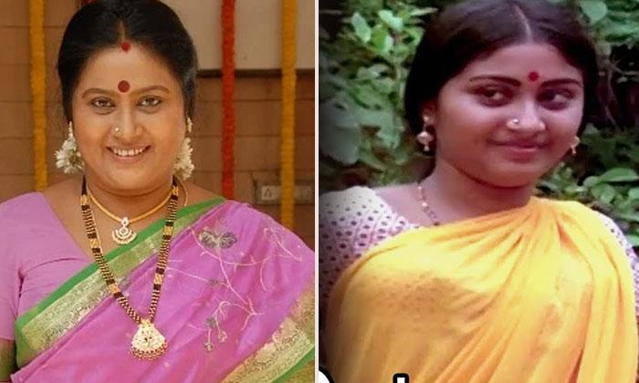 Lesser Known Facts About Sankarabharanam Rajyalakshmi Married Life-TeluguStop.com