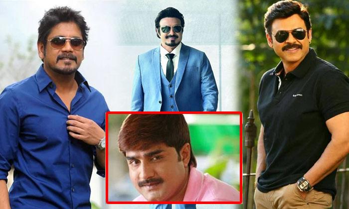 Interesting Facts About Hero Srikanth Pelli Sandadi Movie-TeluguStop.com
