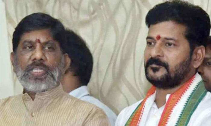 Telangana Congress Senior Leaders Ignore Rewanth Reddy-TeluguStop.com