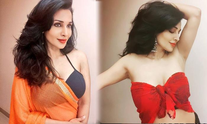 Telugu Actress Flora Saini Sharing Quotation Viral In Social Media-TeluguStop.com