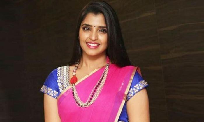 Telugu Anchor Shyamala Remuneration Viral-TeluguStop.com