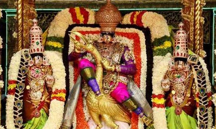 This Time Srivari Brahmotsavalu Is Solitary-TeluguStop.com