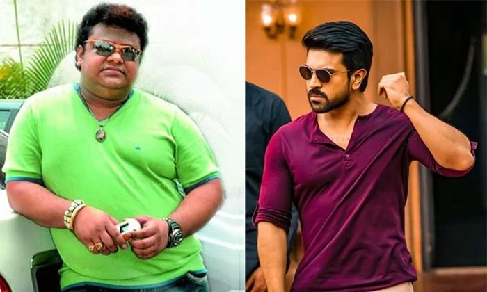 Tollywood Music Director Chakri Brother Sensational Comments About Ram Charan-TeluguStop.com
