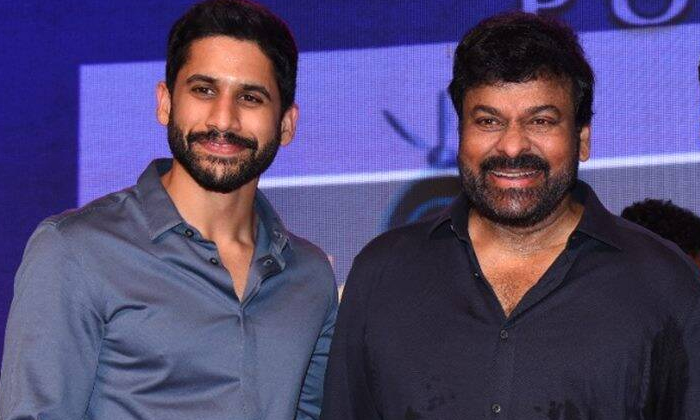 Unexpected Incident About Chiranjeevi And Ram Charan-TeluguStop.com