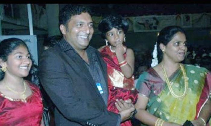 The Unknown Facts About Srihari And Prakash Raj Relation-TeluguStop.com