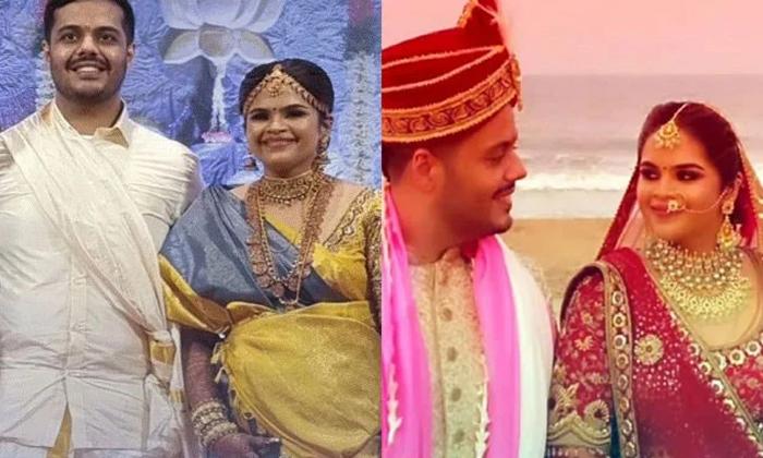 Trending Actress Vidyullekha Raman Shares Her Wedding Photos-TeluguStop.com