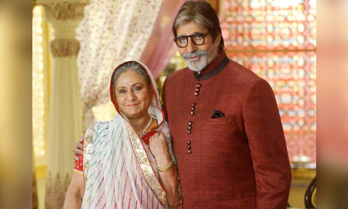 When Amitabh Bachchan Lost His Temper At His Wife Jaya-TeluguStop.com