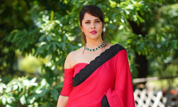 Anasuya Sensational Comments That Do Not Matter If You Write False News-TeluguStop.com