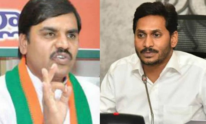 Bjp Leader Made Serious Remarks On Ycp Government-TeluguStop.com