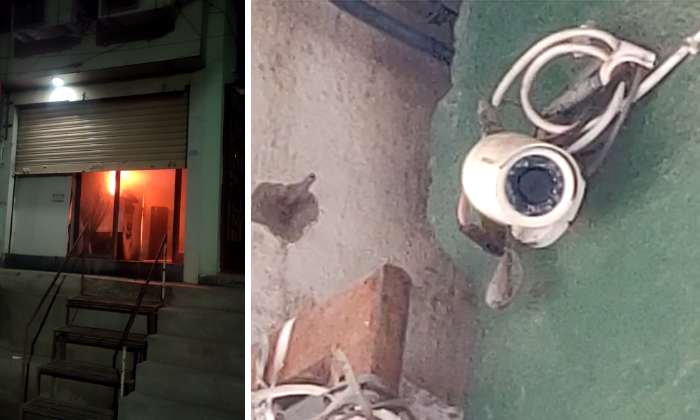 Extermination Of Robbers In Mahabubabad District Center-TeluguStop.com