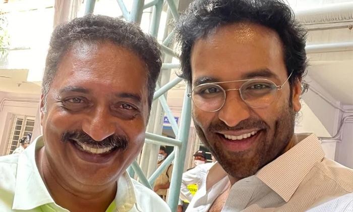 Maa New President Manchu Vishnu About Prakash Raj Resignation-TeluguStop.com