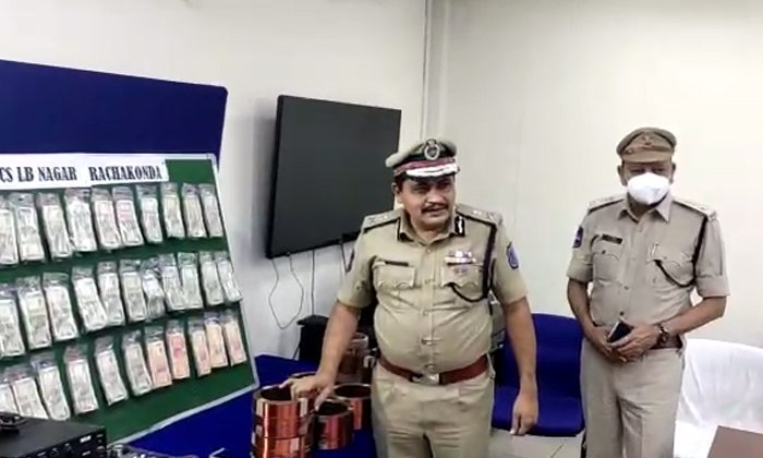 Rachakonda Police Arrested A Gang Of Thieves Who Were Addicted To Jalsa-TeluguStop.com