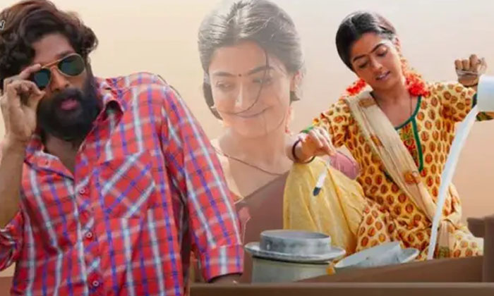 Srivalli Lyrical Song Released From Pushpa Movie-TeluguStop.com