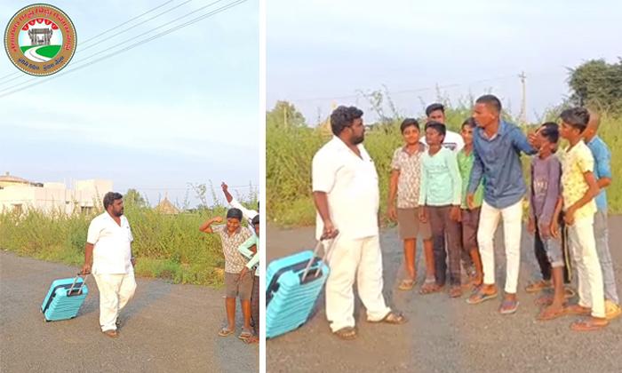 Sukhibhava Video Used For That By Sajjanar-TeluguStop.com
