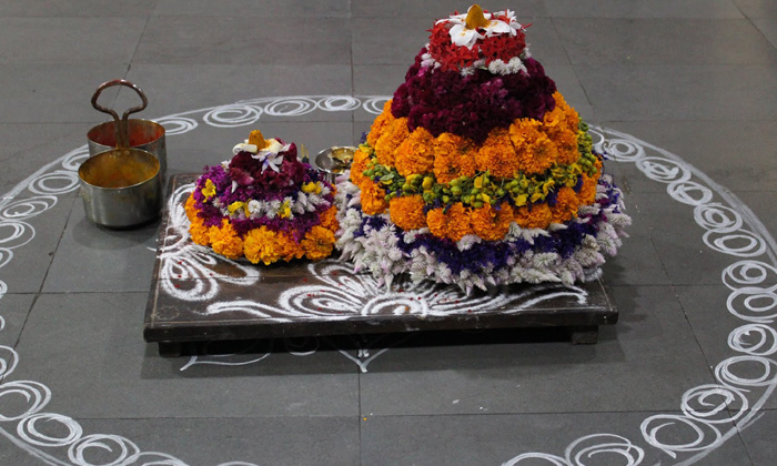 Tpad Bathukamma Celebrations In Dallas-TeluguStop.com