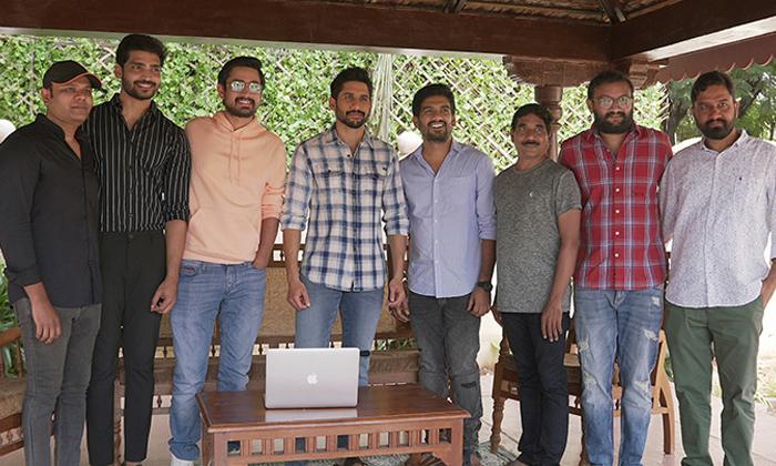 Raj Tarun Aanubhavinchu Raja Title Song Released By Akkineni Naga Chaitnya-TeluguStop.com