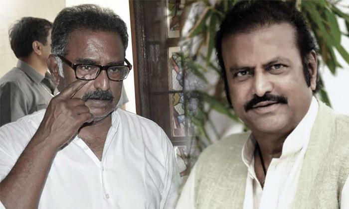 Actor Prabhakar Speech About Mohan Babu And Manchu Vishnu At Resignation Press Meet-TeluguStop.com