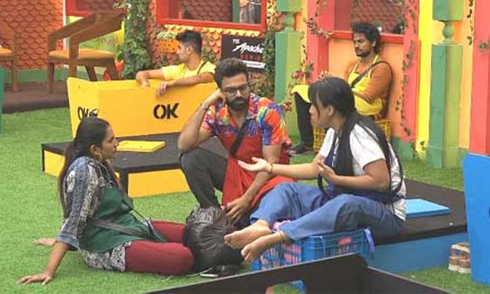 Bigg Boss 5 Telugu Ravi Lobo And Shweta Hit Jackpot Captaincy Contender Task-TeluguStop.com