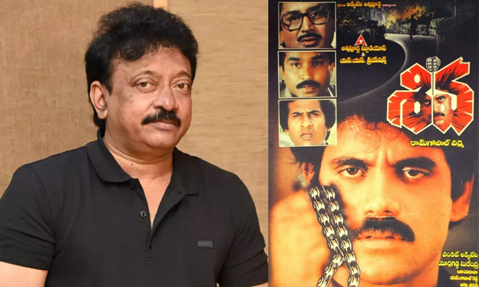 Director Ram Gopal Varma Accepted That He Is A Theif-TeluguStop.com