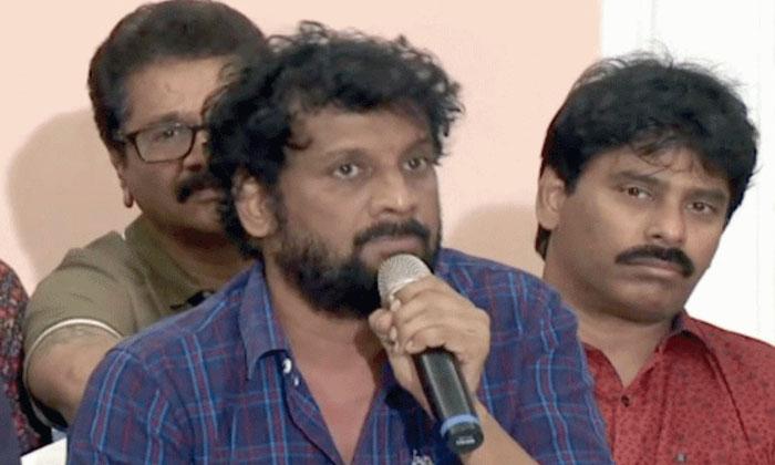 Uttej Felt Emotional About Naresh And Maa-TeluguStop.com