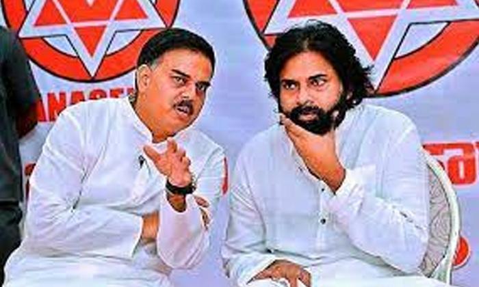 Nadendla Manohar Key Roll On Janasena Tdp Alliance-TeluguStop.com