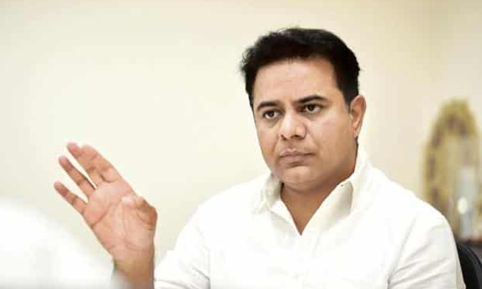 Opportunity For Ktr To Assume Trs Presidential Responsibilities-TeluguStop.com