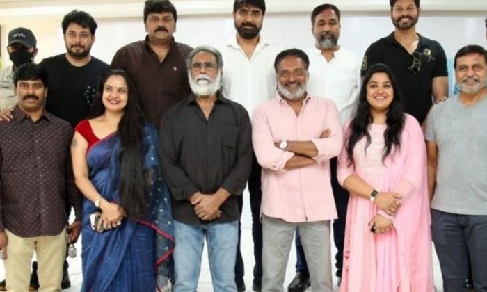 Maa Vs Atmaa Fight Is Real But Prakash Raj Turn Back-TeluguStop.com
