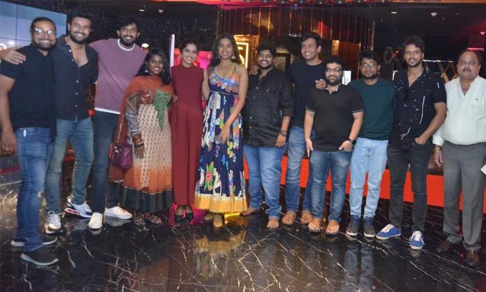 Panchatantram Movie Soon Coming To Theaters Team Released Movie Teaser-TeluguStop.com