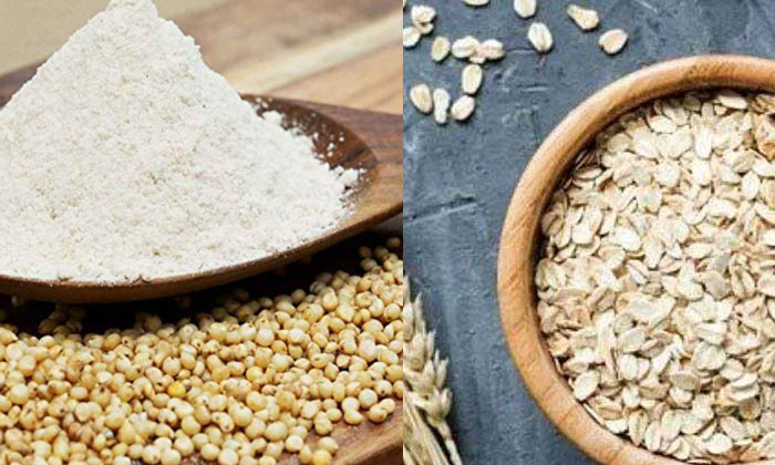 These Flours Helps To Reduce Over Weight-TeluguStop.com